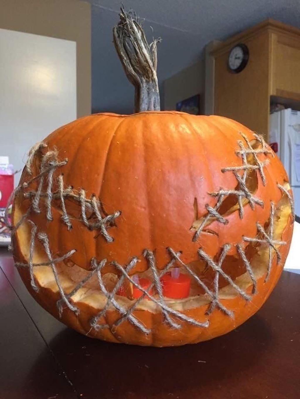 Lovely Fall Pumpkin Decor Ideas 26