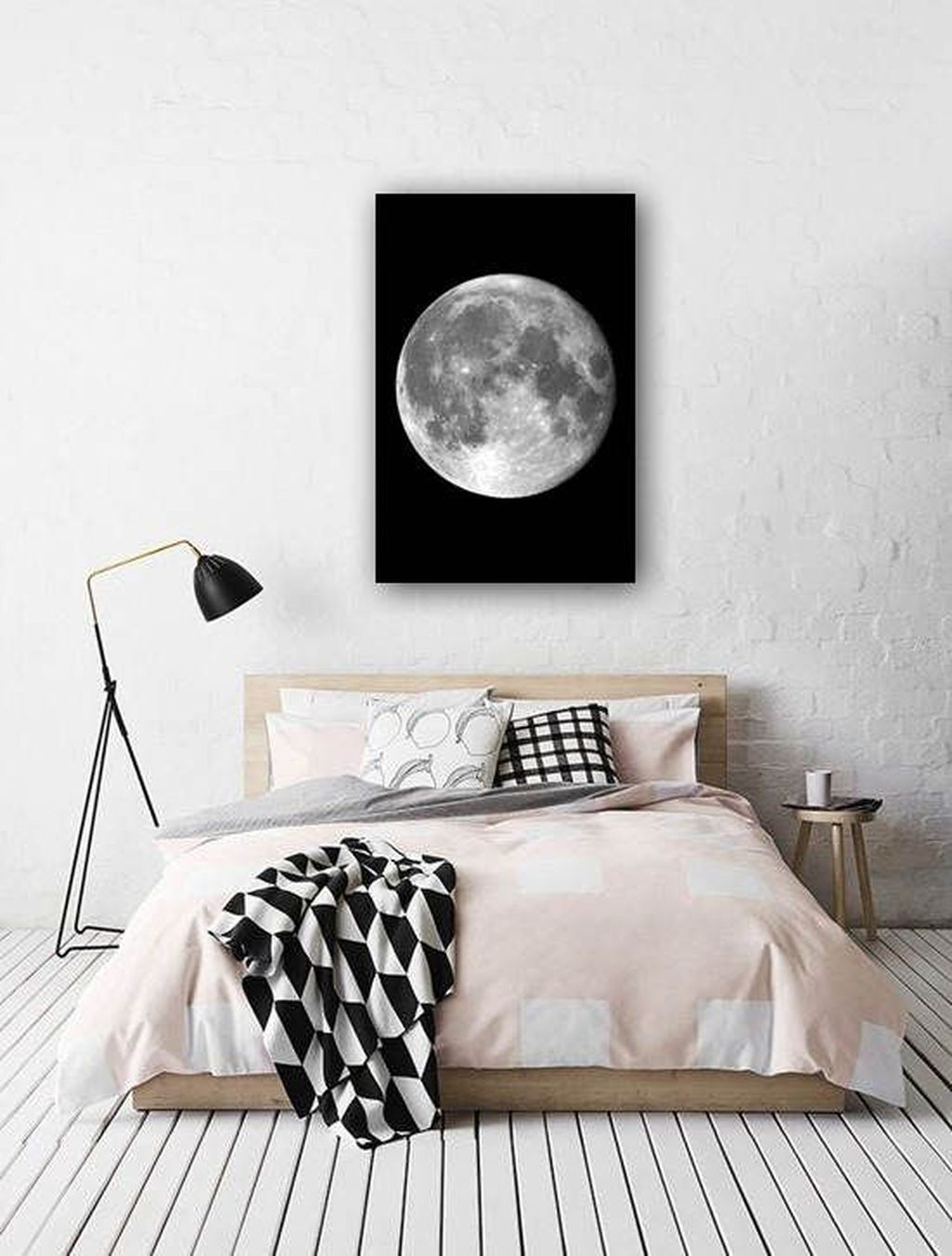 Lovely Moon Decor Ideas For Beautiful Home Decoration 24