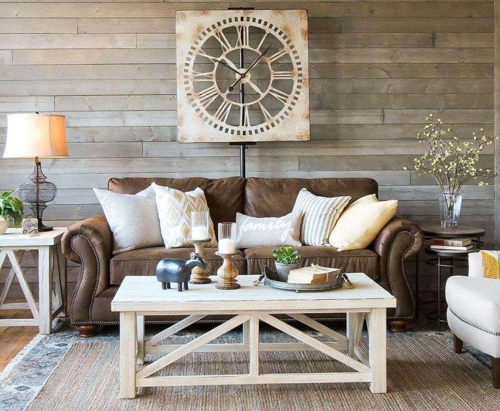 Nice Boho Farmhouse Design Ideas For Your Living Room Decoration 09