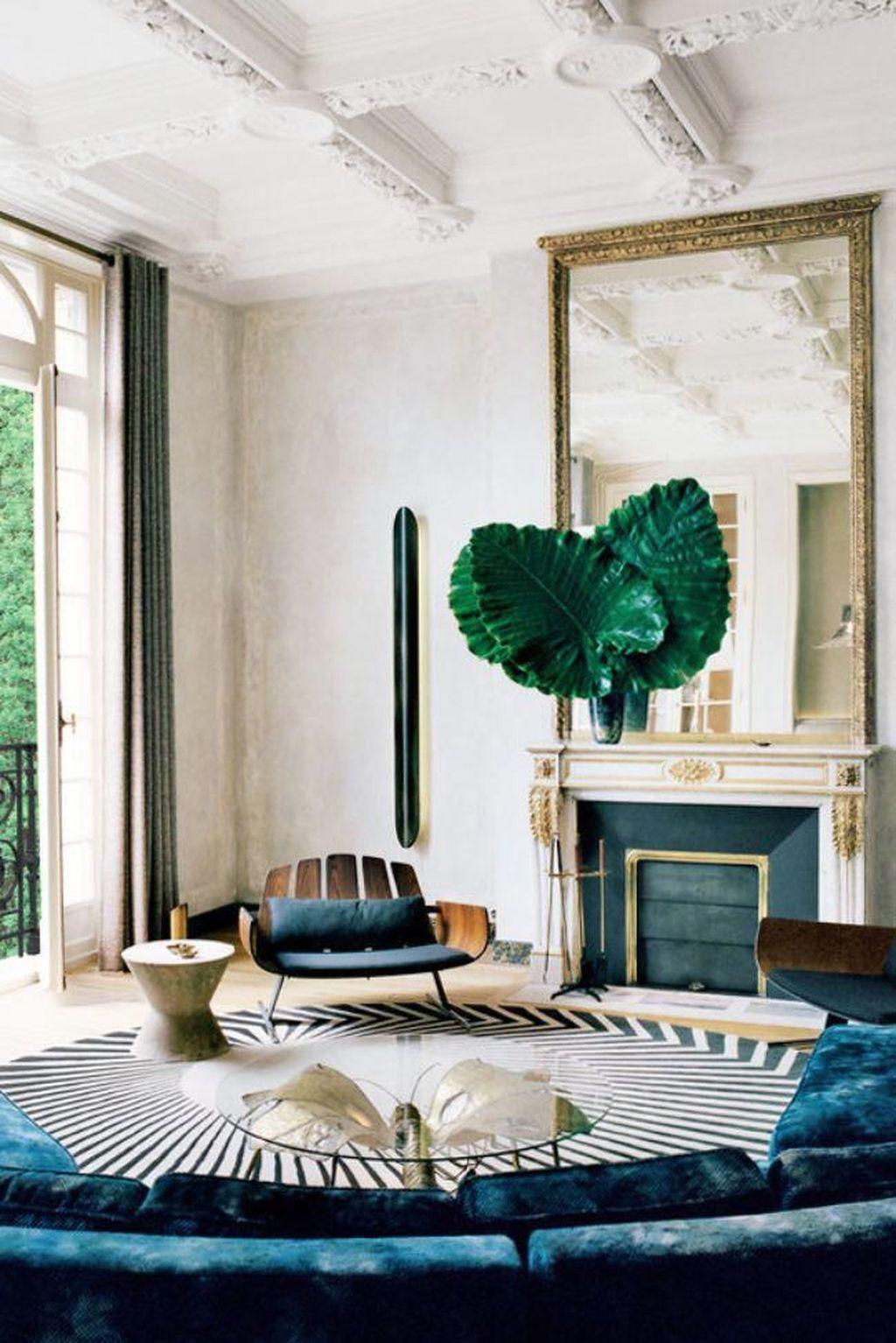 Nice Eclectic Parisian Home Decoration Ideas 04