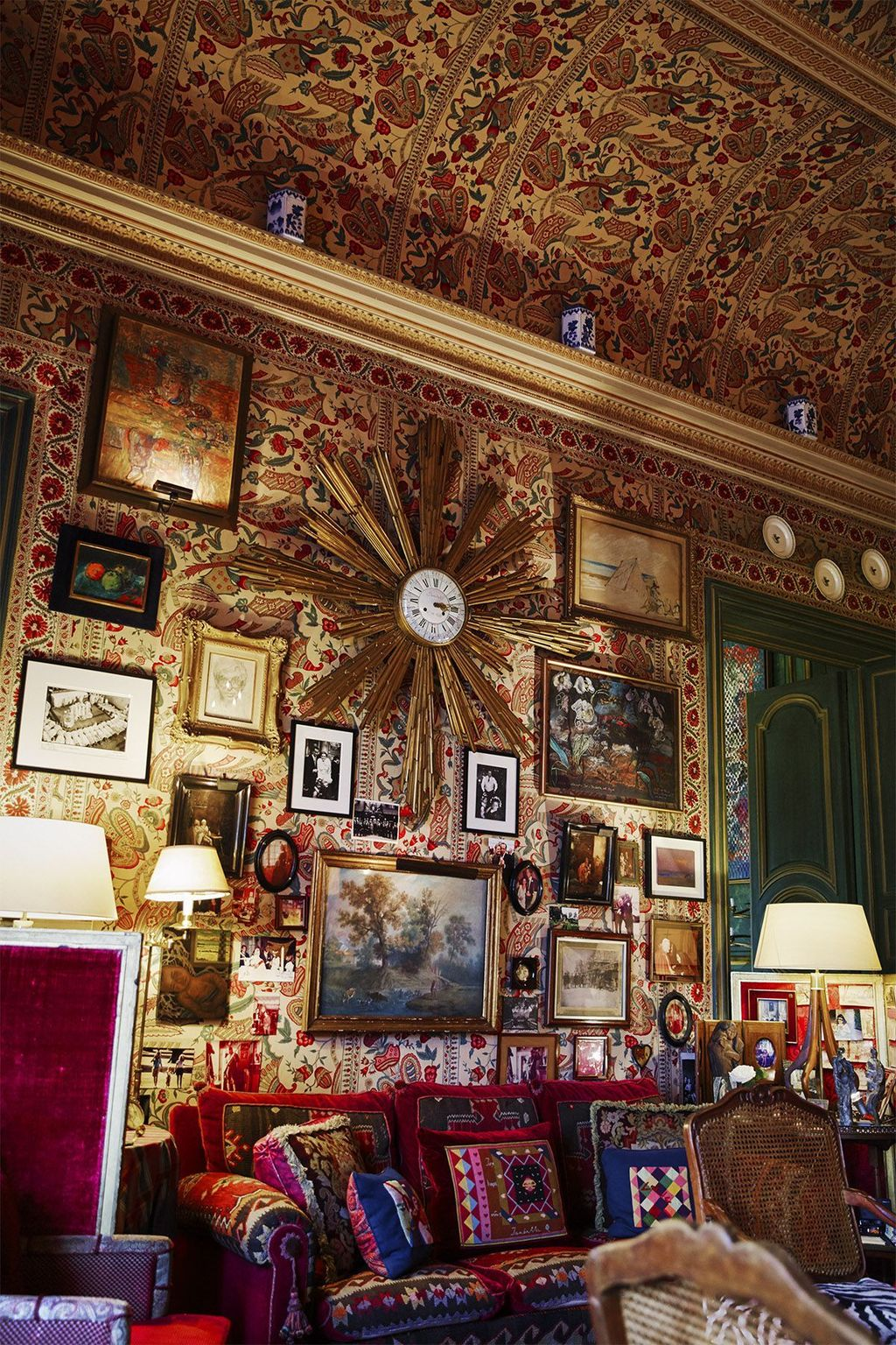 Nice Eclectic Parisian Home Decoration Ideas 08