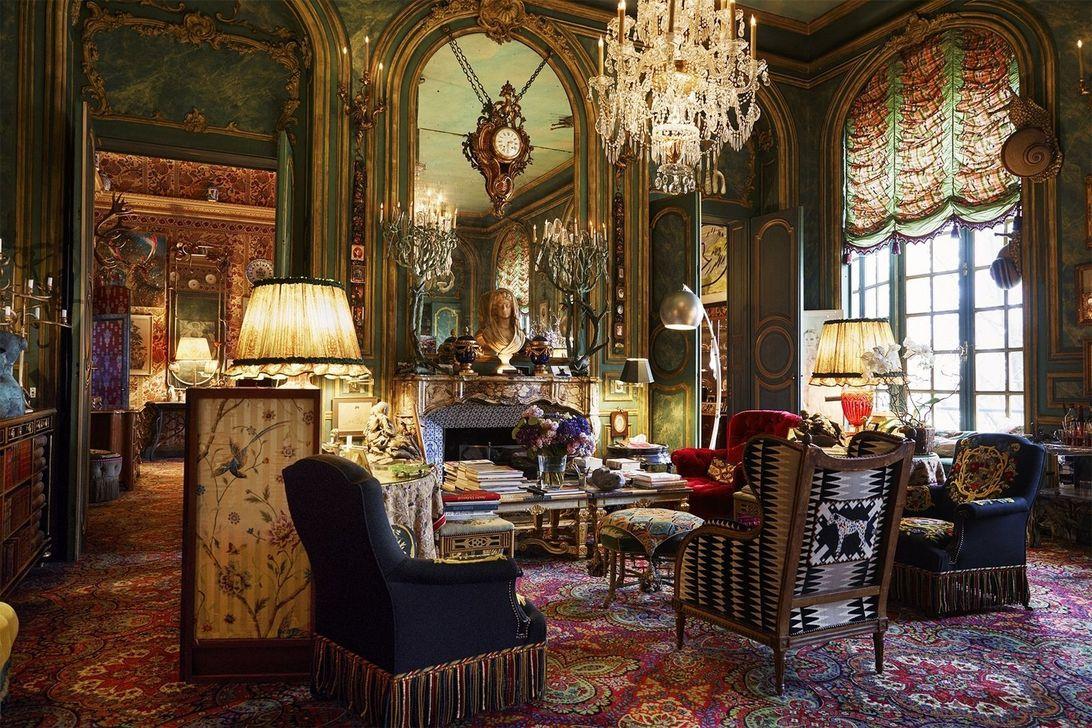 Nice Eclectic Parisian Home Decoration Ideas 15