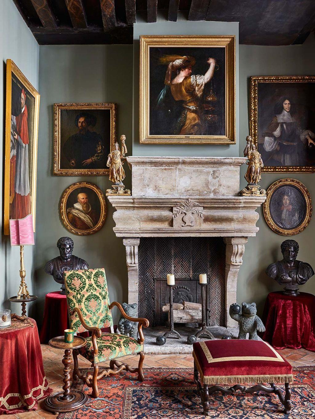 Nice Eclectic Parisian Home Decoration Ideas 19