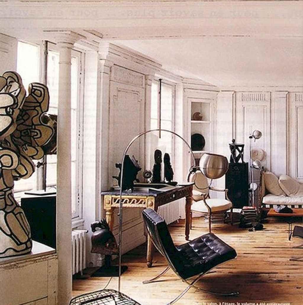 Nice Eclectic Parisian Home Decoration Ideas 26