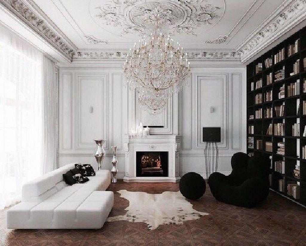 Nice Eclectic Parisian Home Decoration Ideas 28