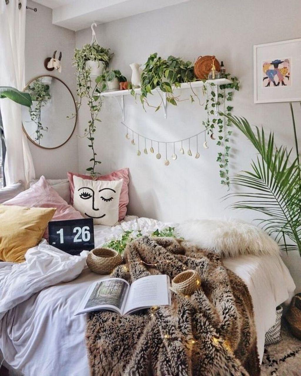 Nice Fall Bedroom Decor Ideas 10