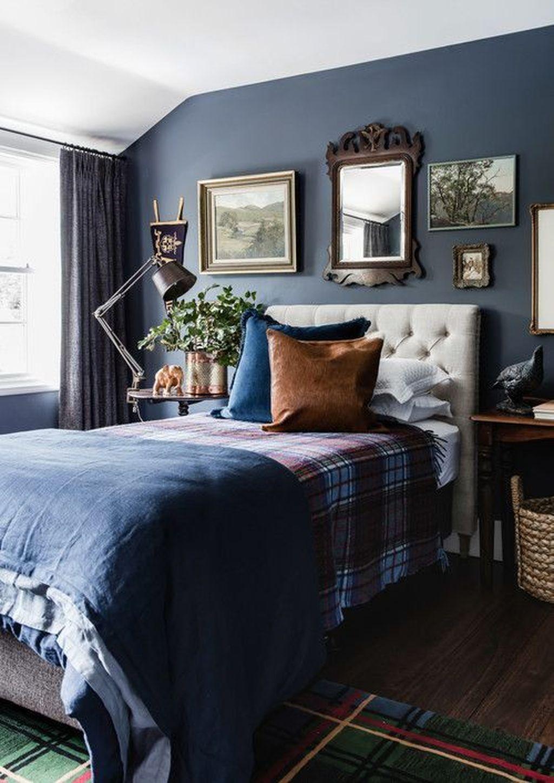 Nice Fall Bedroom Decor Ideas 11