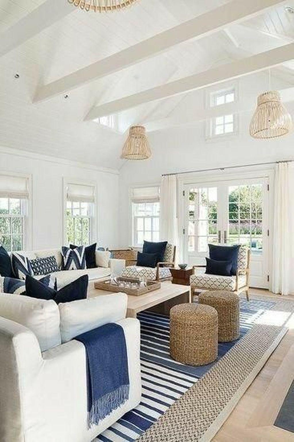 Nice Nautical Home Decor Ideas With Coastal Style 04