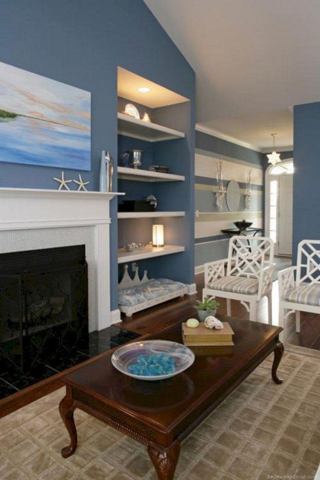 Nice Nautical Home Decor Ideas With Coastal Style 21