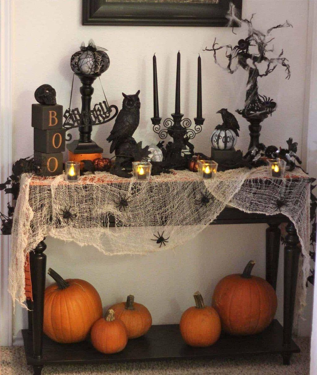 Nice Spooky Halloween Decoration Ideas 01