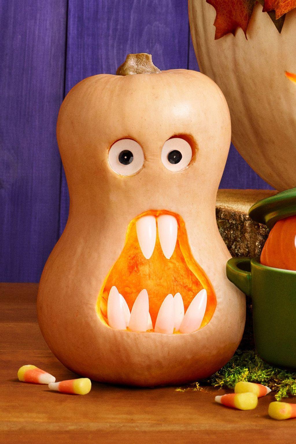 Popular Halloween Pumpkin Design Ideas 13