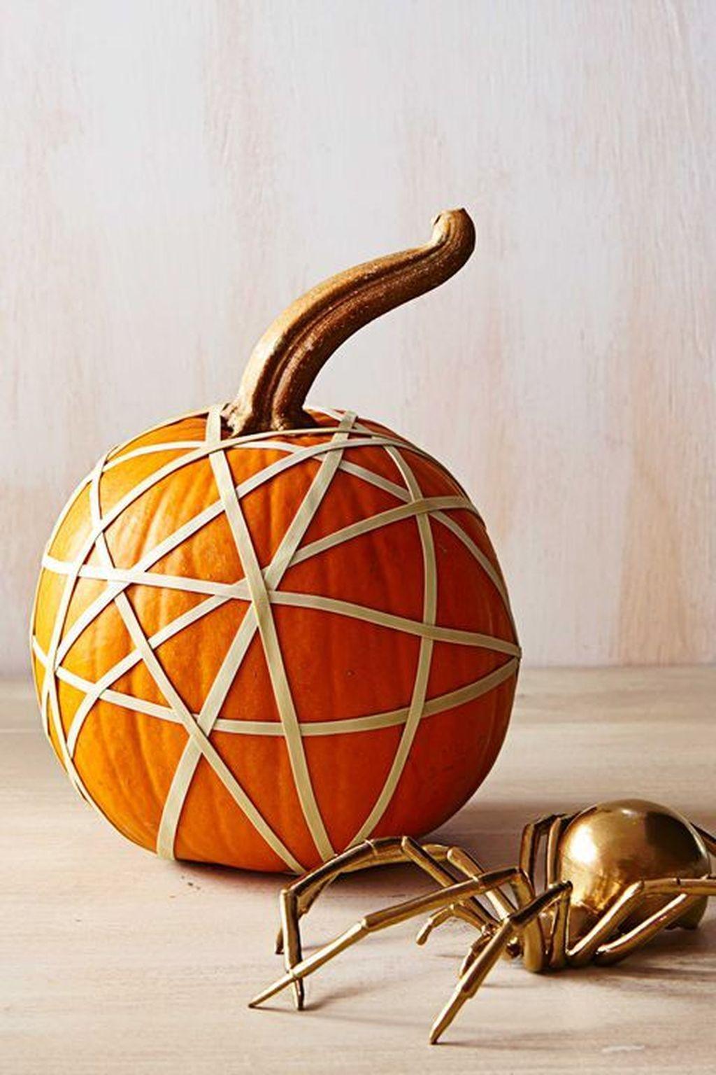 Popular Halloween Pumpkin Design Ideas 18