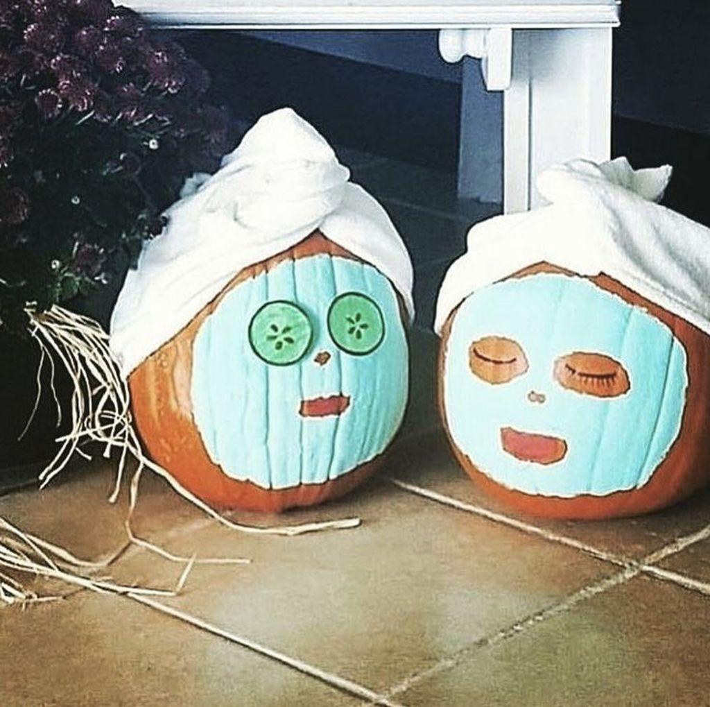 Popular Halloween Pumpkin Design Ideas 26