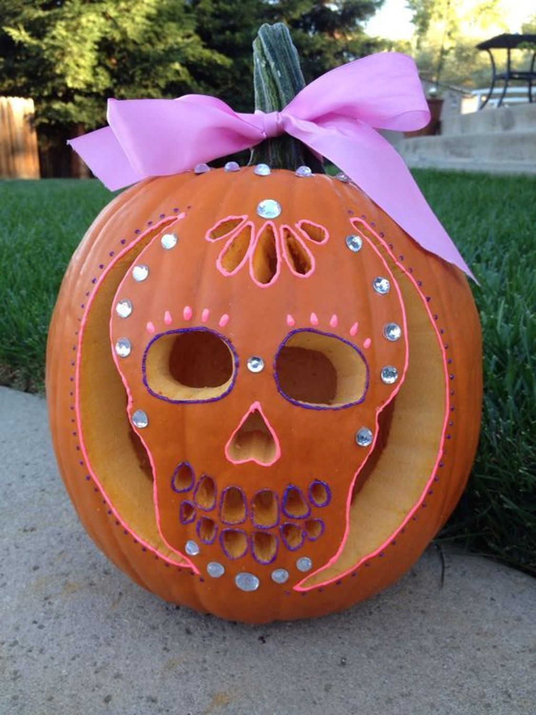 Popular Halloween Pumpkin Design Ideas 30