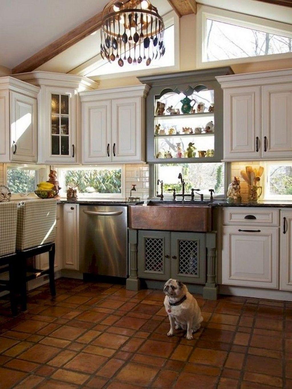 Popular Traditional Kitchen Design Ideas 03