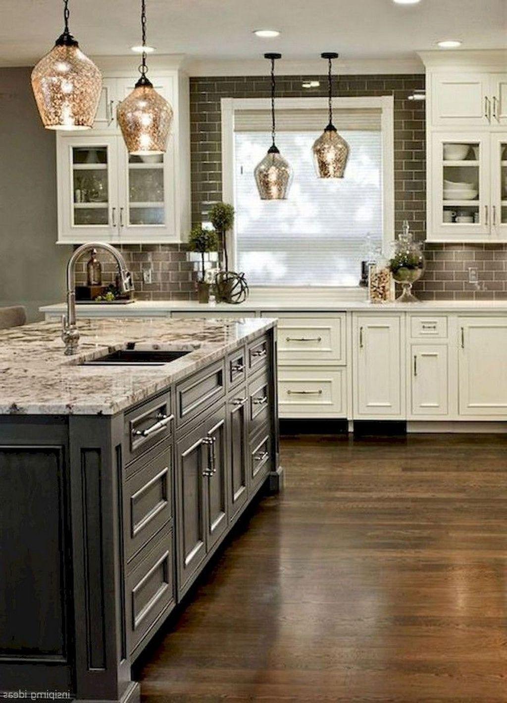 Popular Traditional Kitchen Design Ideas 06