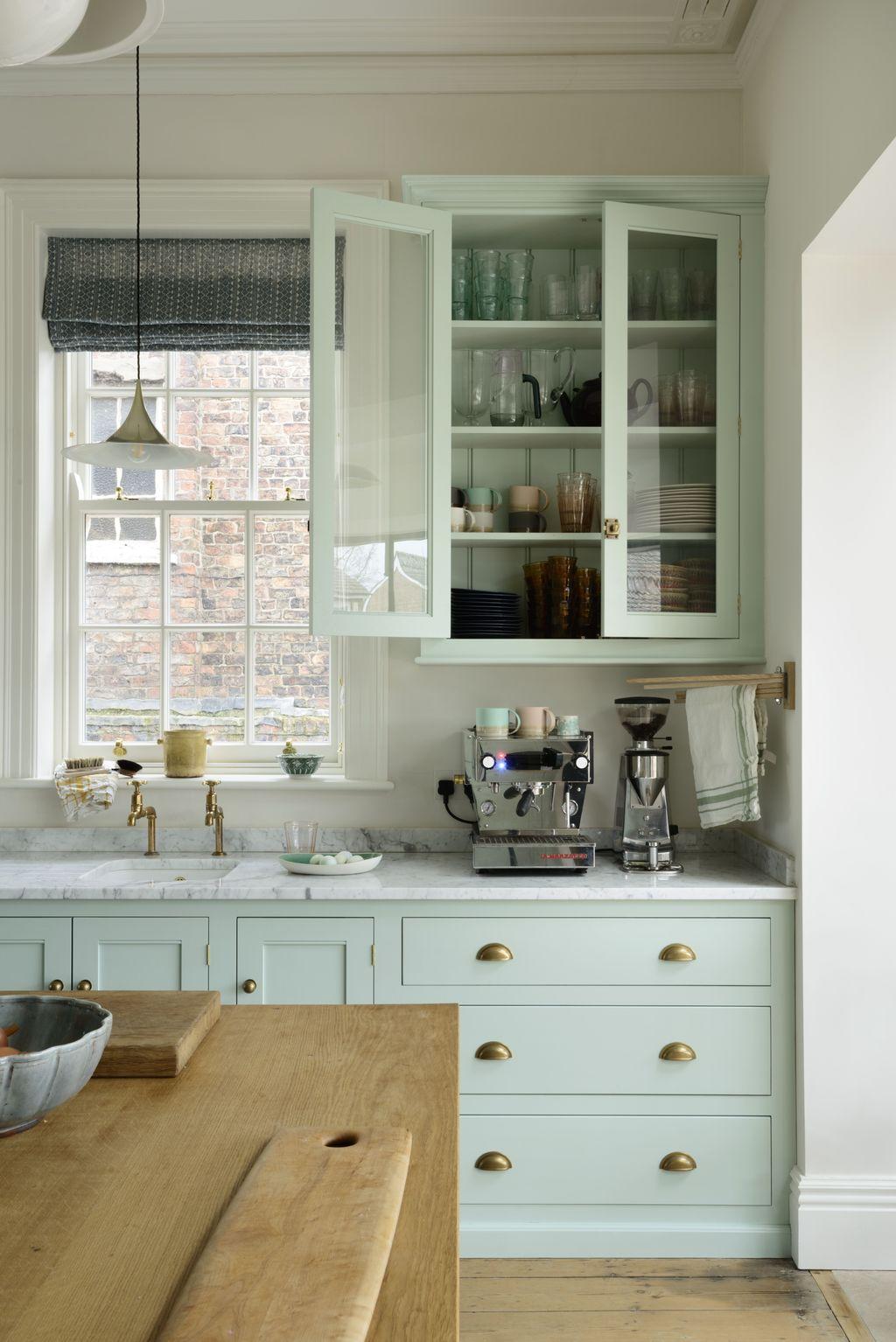 Popular Traditional Kitchen Design Ideas 21