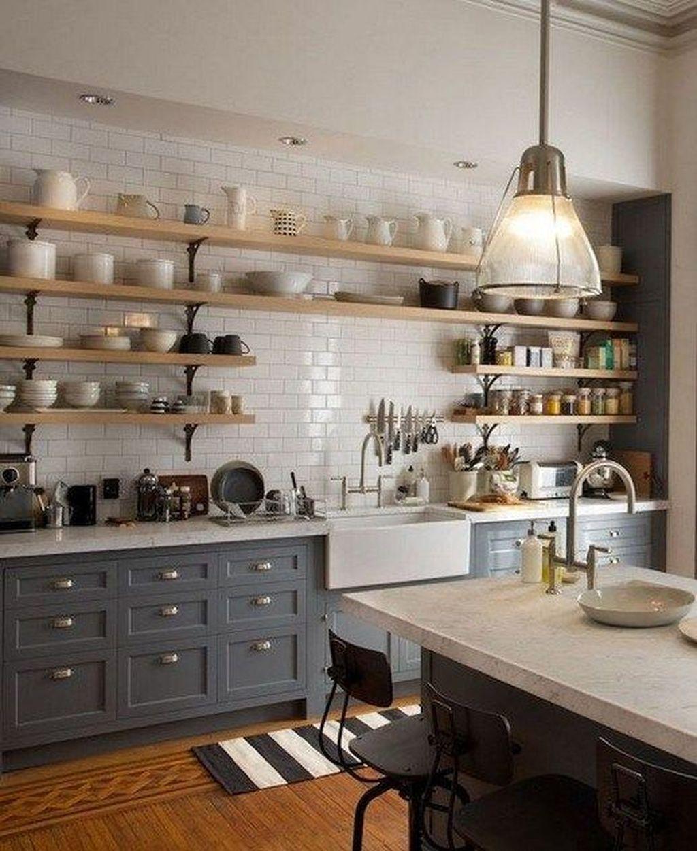 Popular Traditional Kitchen Design Ideas 23