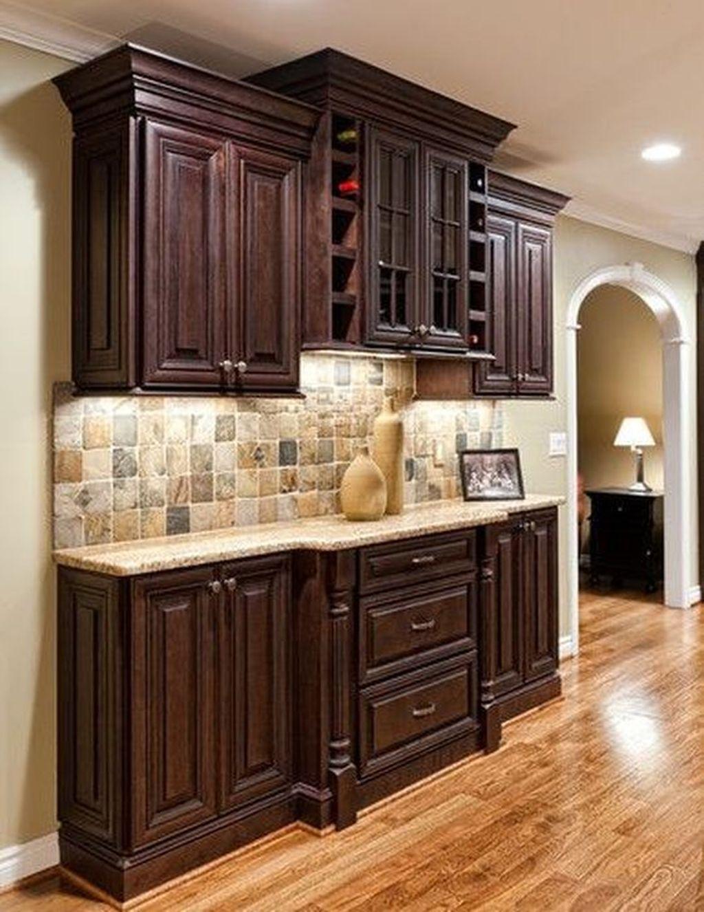 Popular Traditional Kitchen Design Ideas 25