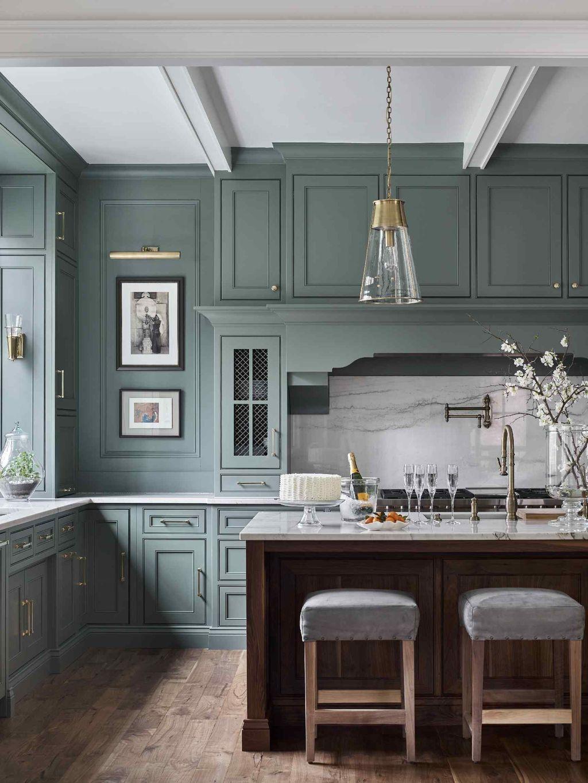 Popular Traditional Kitchen Design Ideas 33
