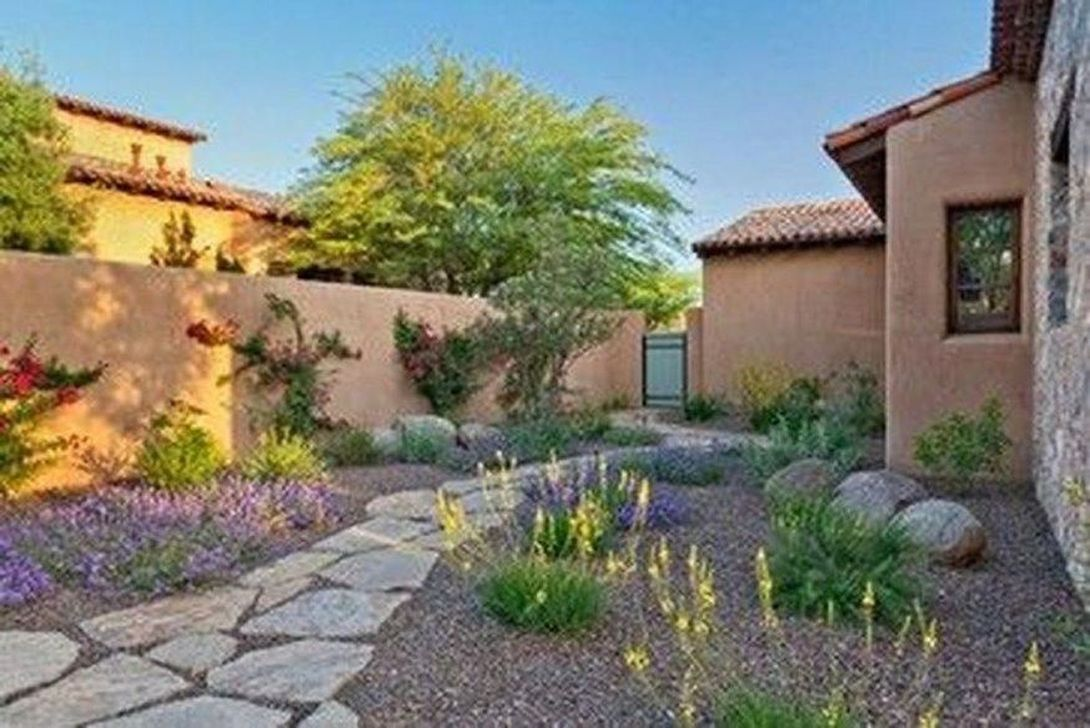 Popular Xeriscape Landscape Ideas For Your Front Yard 03