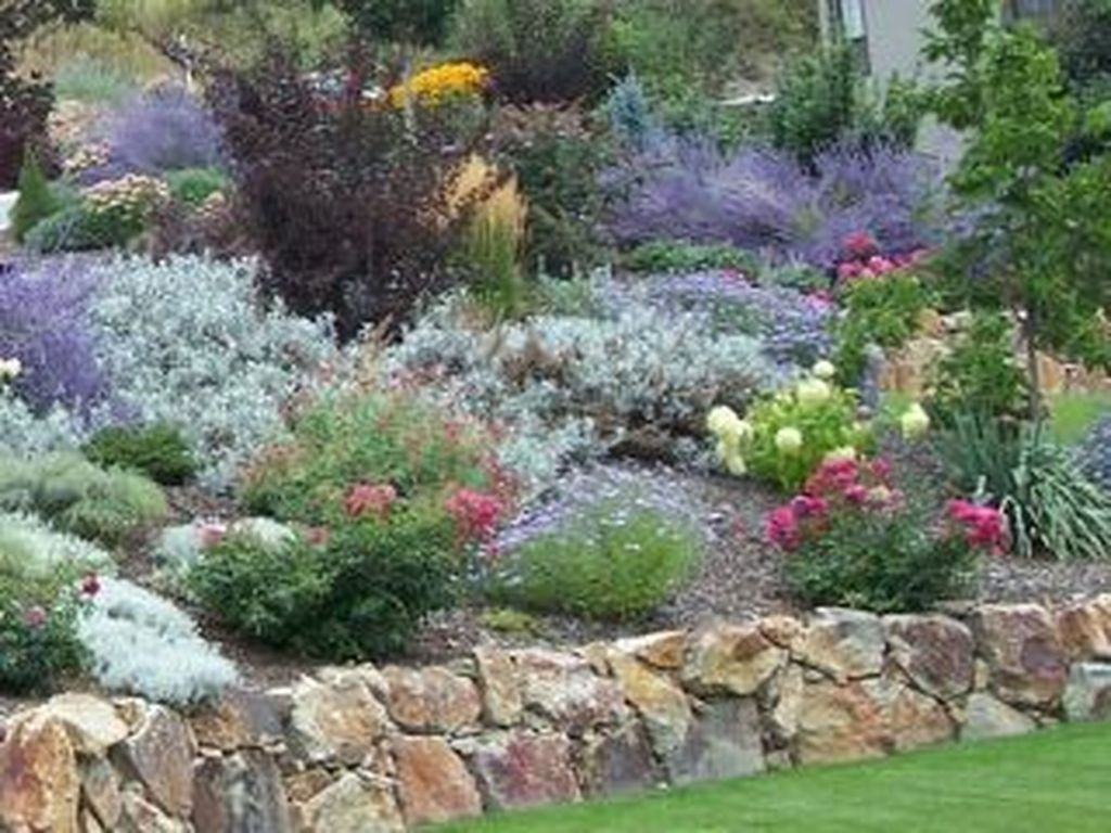 Popular Xeriscape Landscape Ideas For Your Front Yard 35