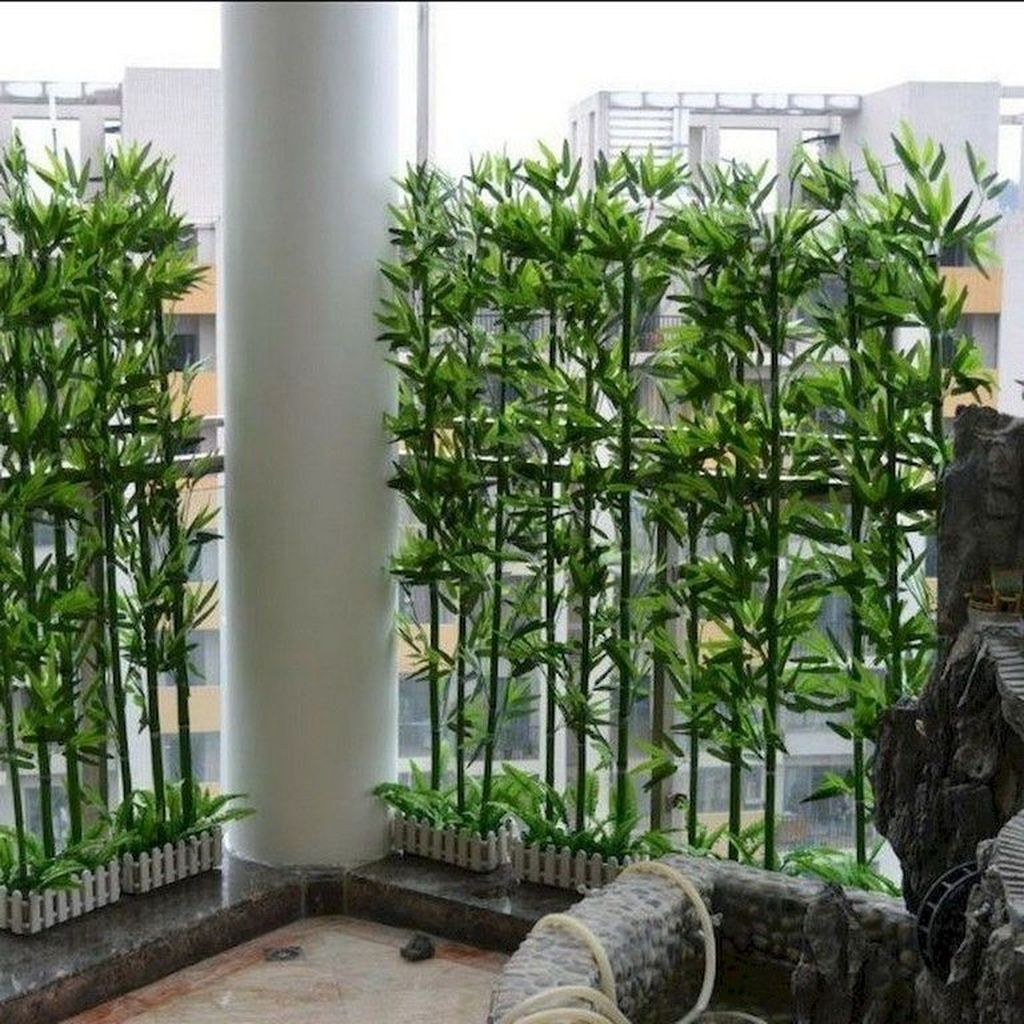 Stunning Apartment Garden Design Ideas 10