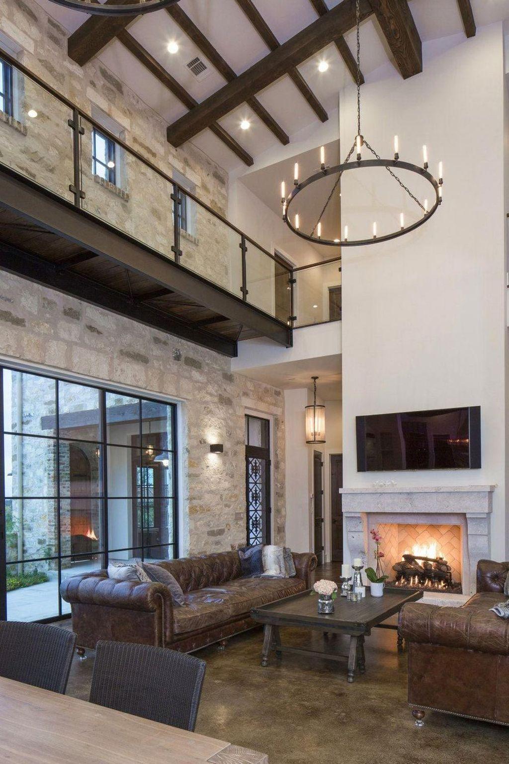 Stunning Italian Rustic Decor Ideas For Your Living Room 04