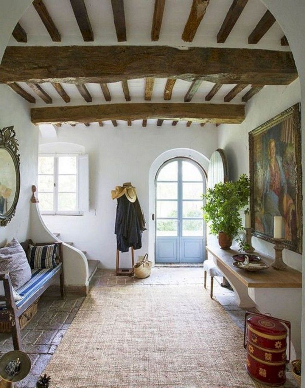 Stunning Italian Rustic Decor Ideas For Your Living Room 10