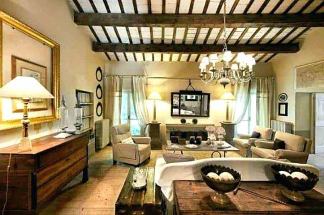 Stunning Italian Rustic Decor Ideas For Your Living Room 28