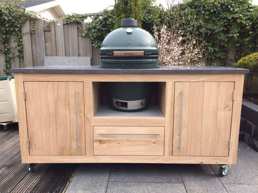 Stunning Outdoor Kitchen Design Ideas For Perfect Summer 13