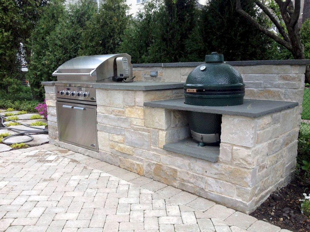 Stunning Outdoor Kitchen Design Ideas For Perfect Summer 17