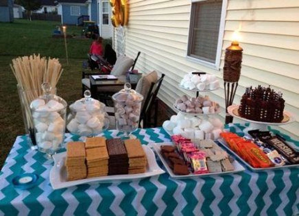 The Best Backyard Summer Party Decorating Ideas 09