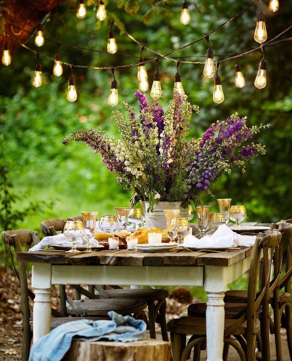 The Best Backyard Summer Party Decorating Ideas 10
