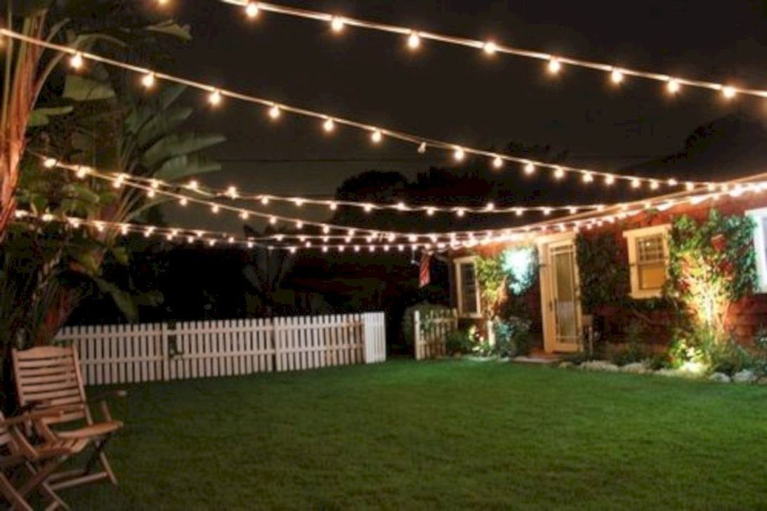 The Best Backyard Summer Party Decorating Ideas 15