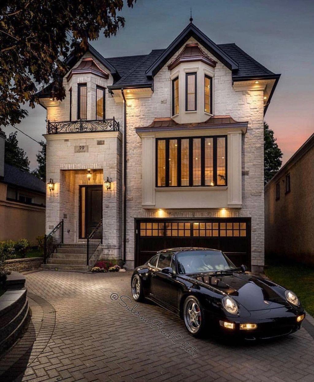 The Best Classic Exterior Design Ideas Luxury Look 01