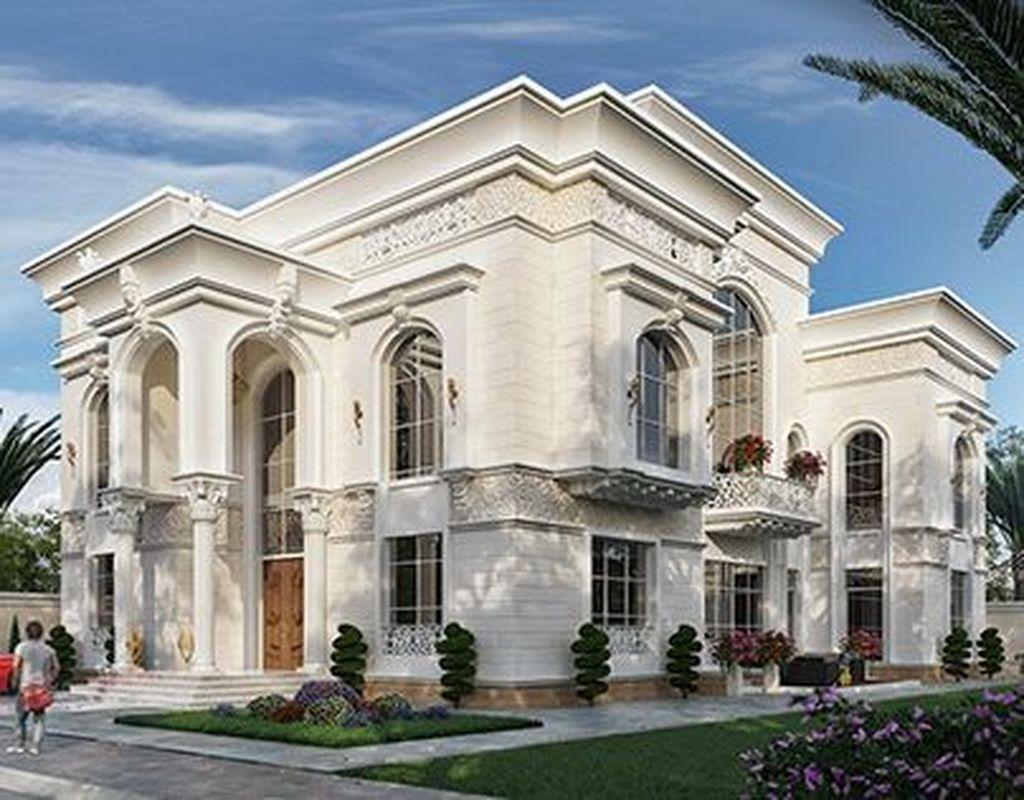 The Best Classic Exterior Design Ideas Luxury Look 02
