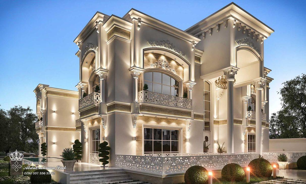 The Best Classic Exterior Design Ideas Luxury Look 19