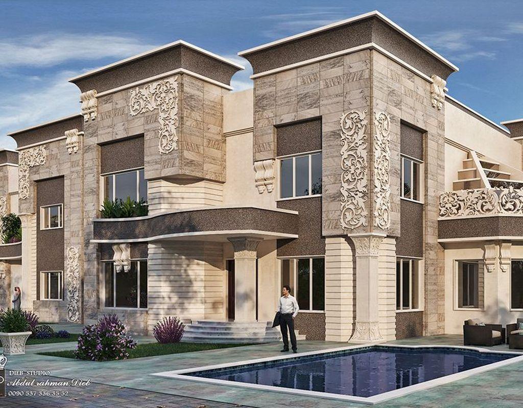 The Best Classic Exterior Design Ideas Luxury Look 26
