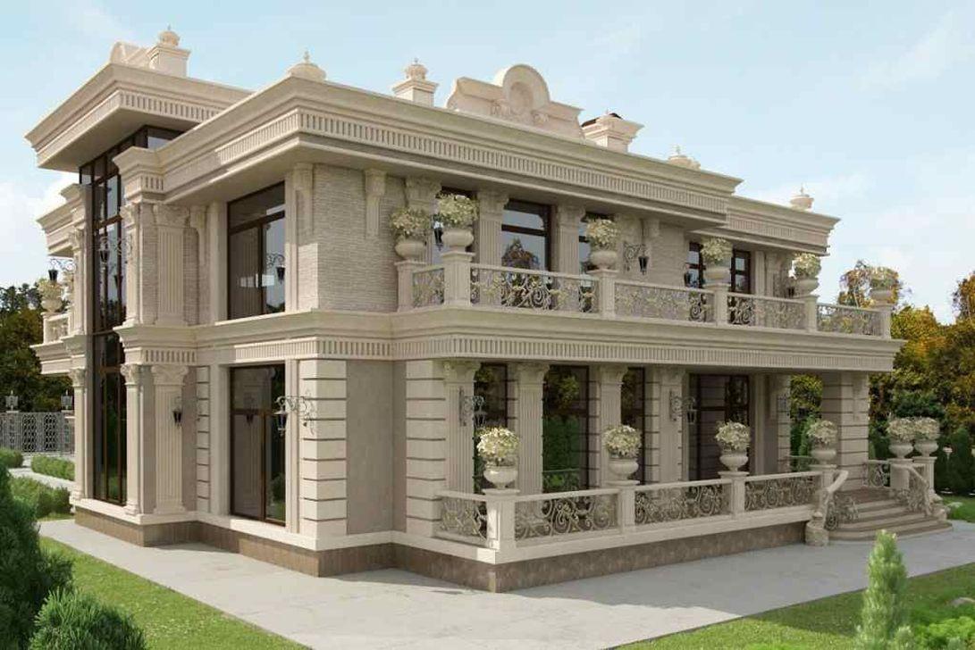 The Best Classic Exterior Design Ideas Luxury Look 27