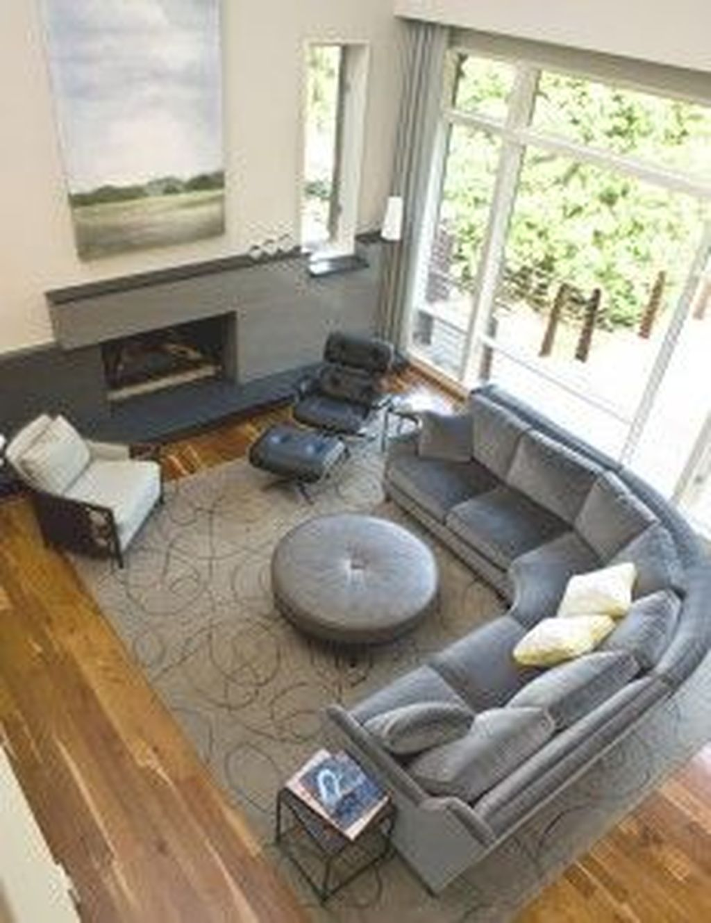 The Best Curved Sofa For Living Room Layout Ideas 06