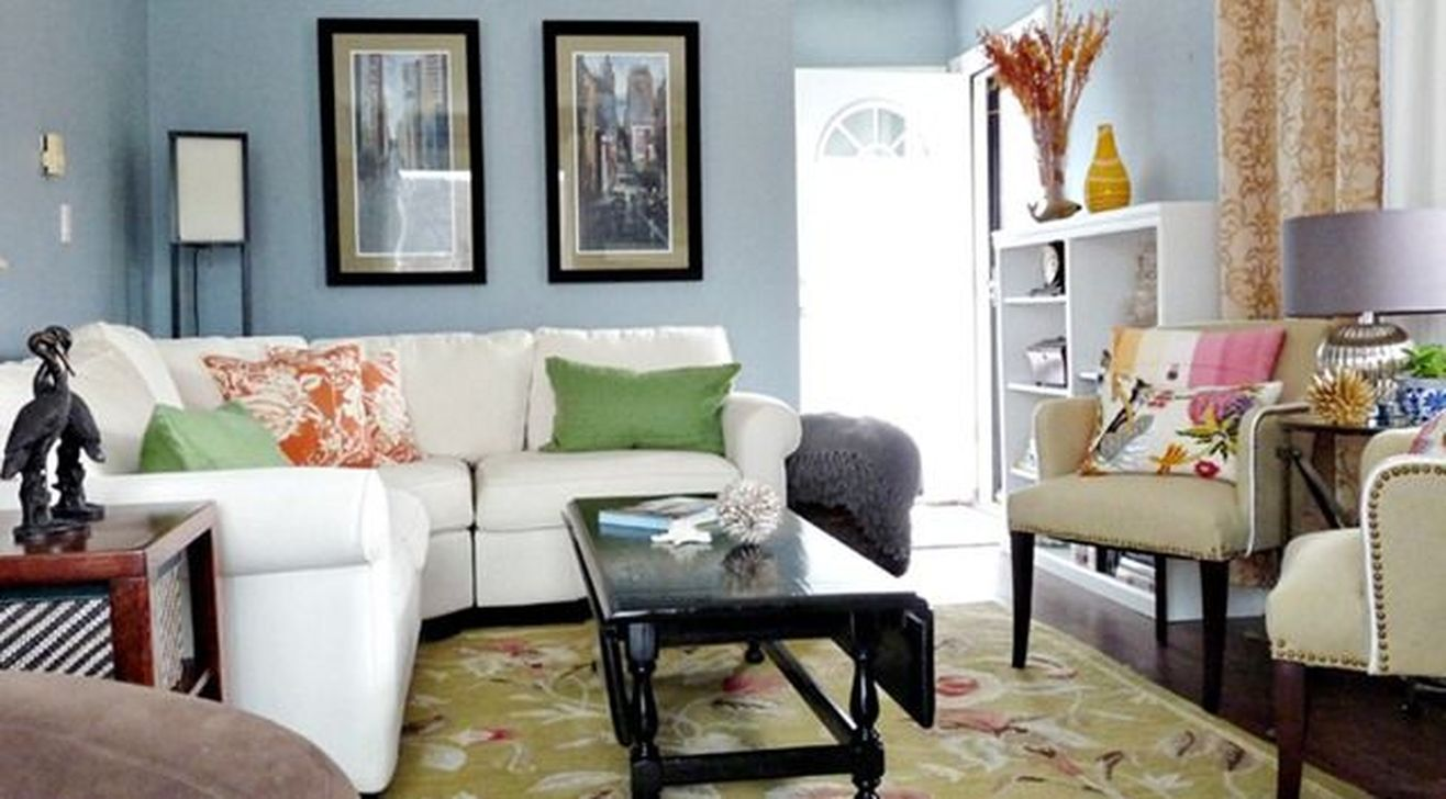 The Best Curved Sofa For Living Room Layout Ideas 27
