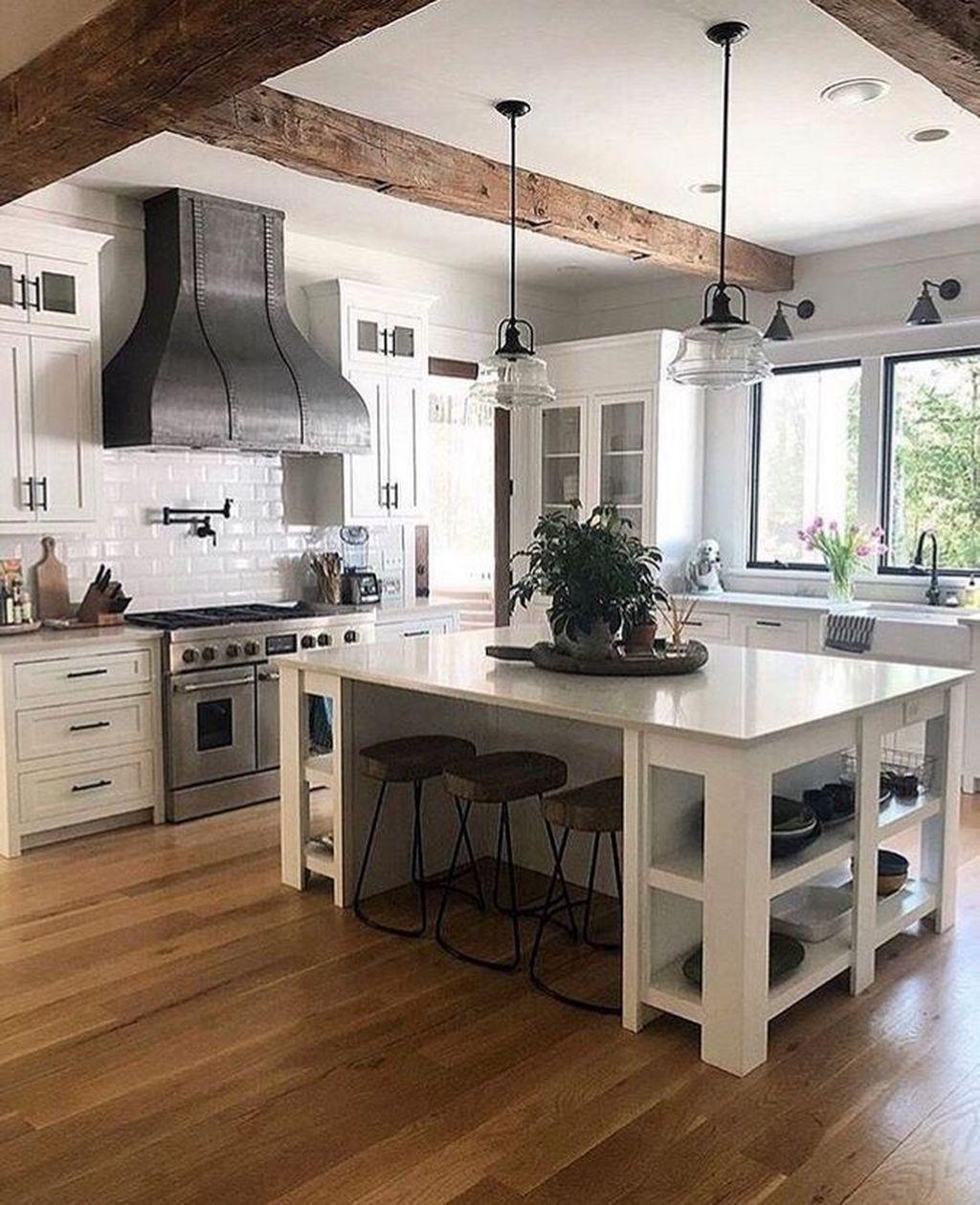 The Best Farmhouse Kitchen Decor Ideas 05