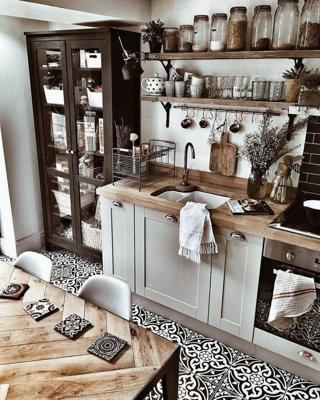 The Best Farmhouse Kitchen Decor Ideas 08