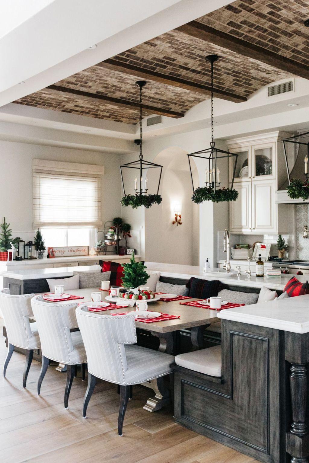 The Best Farmhouse Kitchen Decor Ideas 09