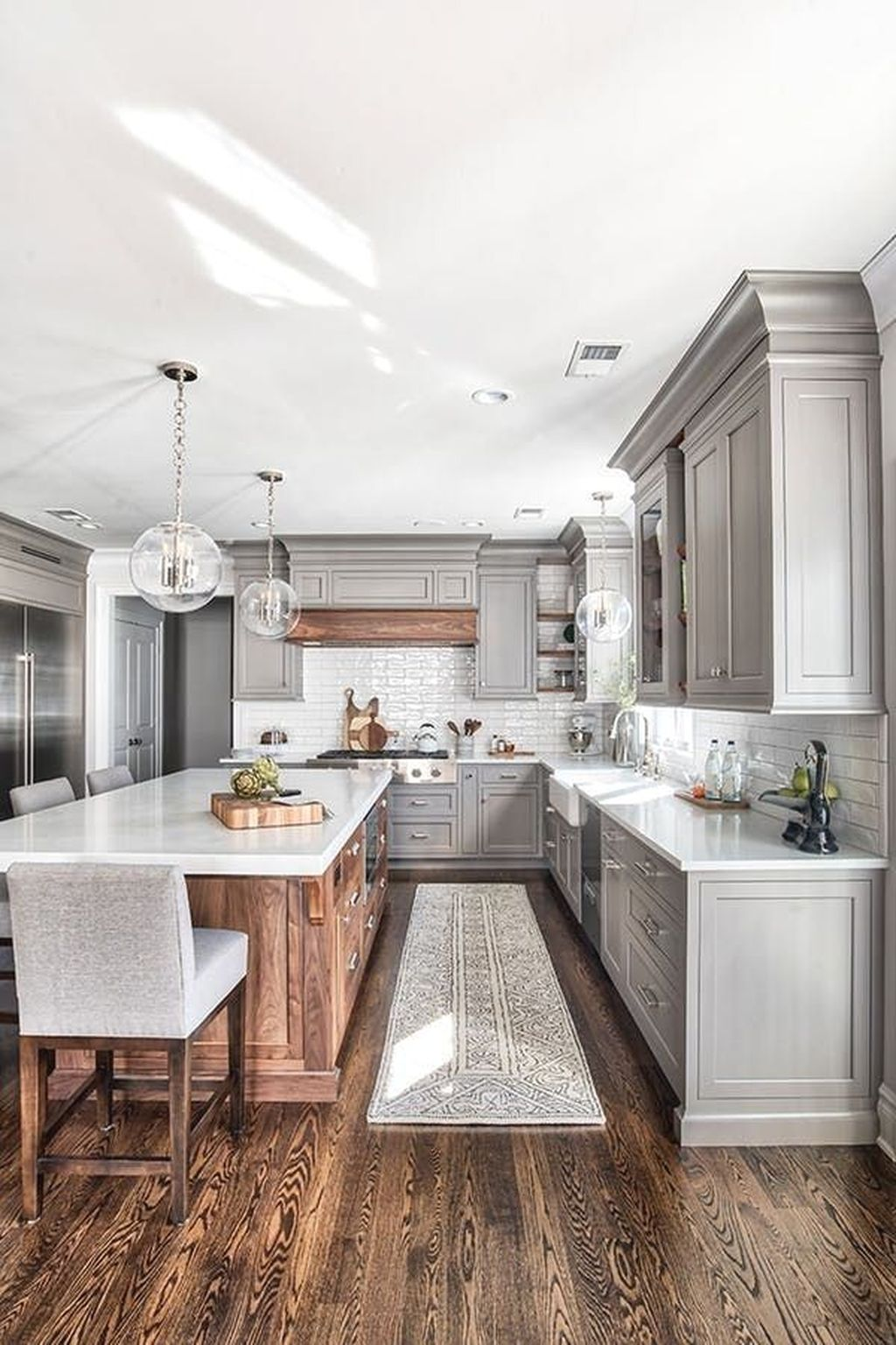 The Best Farmhouse Kitchen Decor Ideas 10