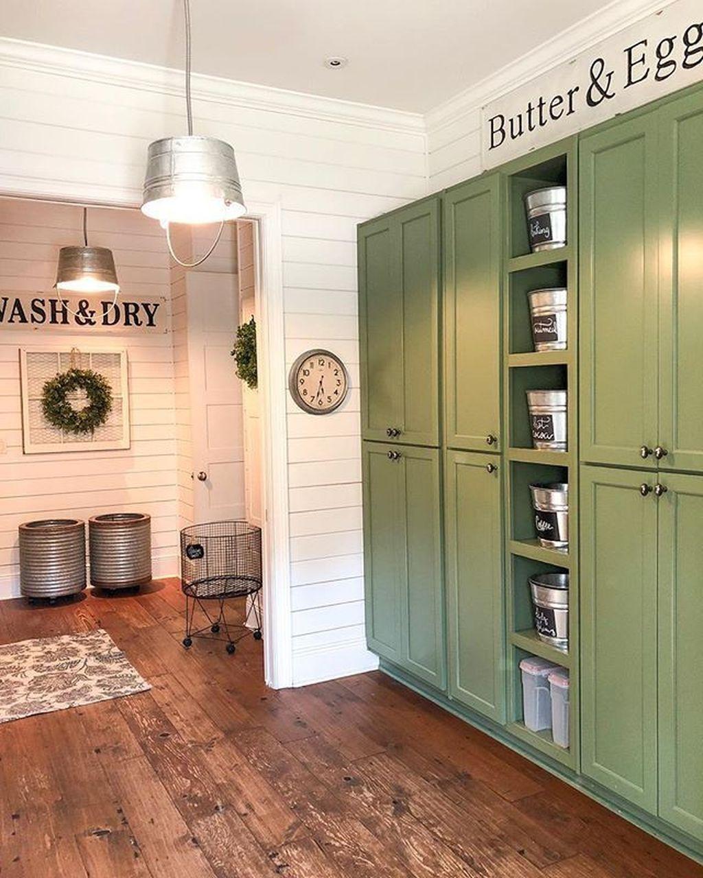 The Best Farmhouse Kitchen Decor Ideas 29