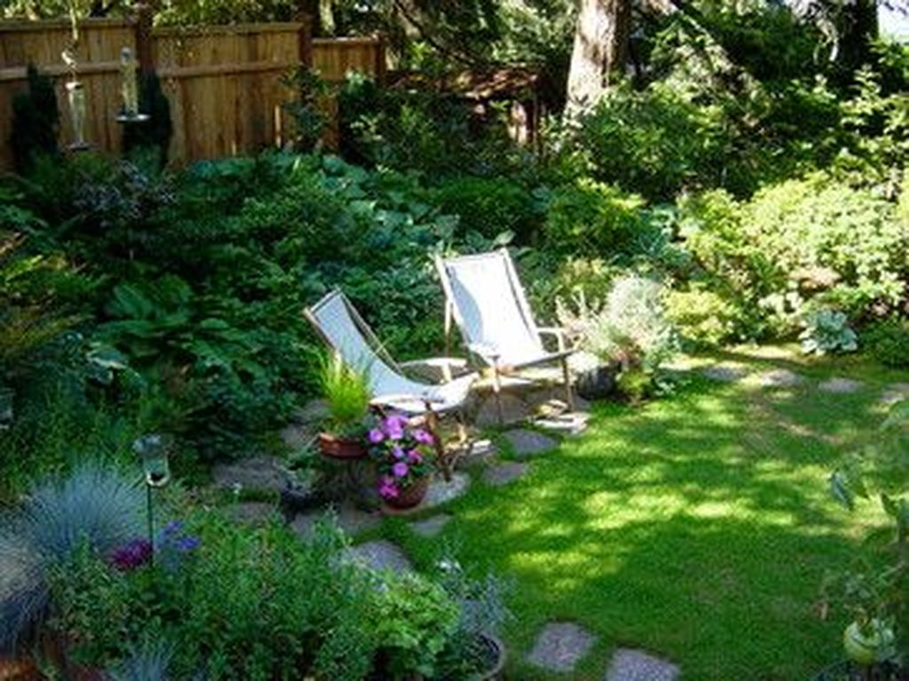 The Best Front Yard Landscaping Ideas Sitting Area 04