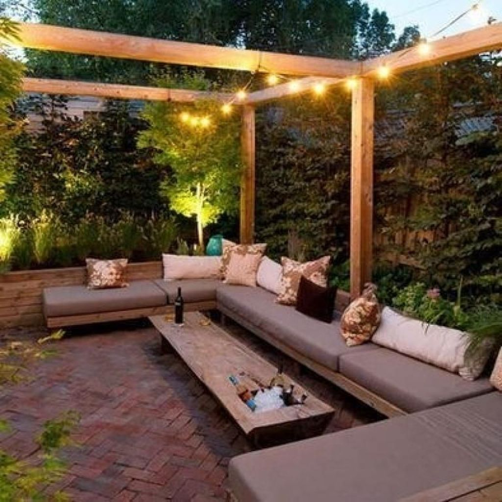 The Best Front Yard Landscaping Ideas Sitting Area 06