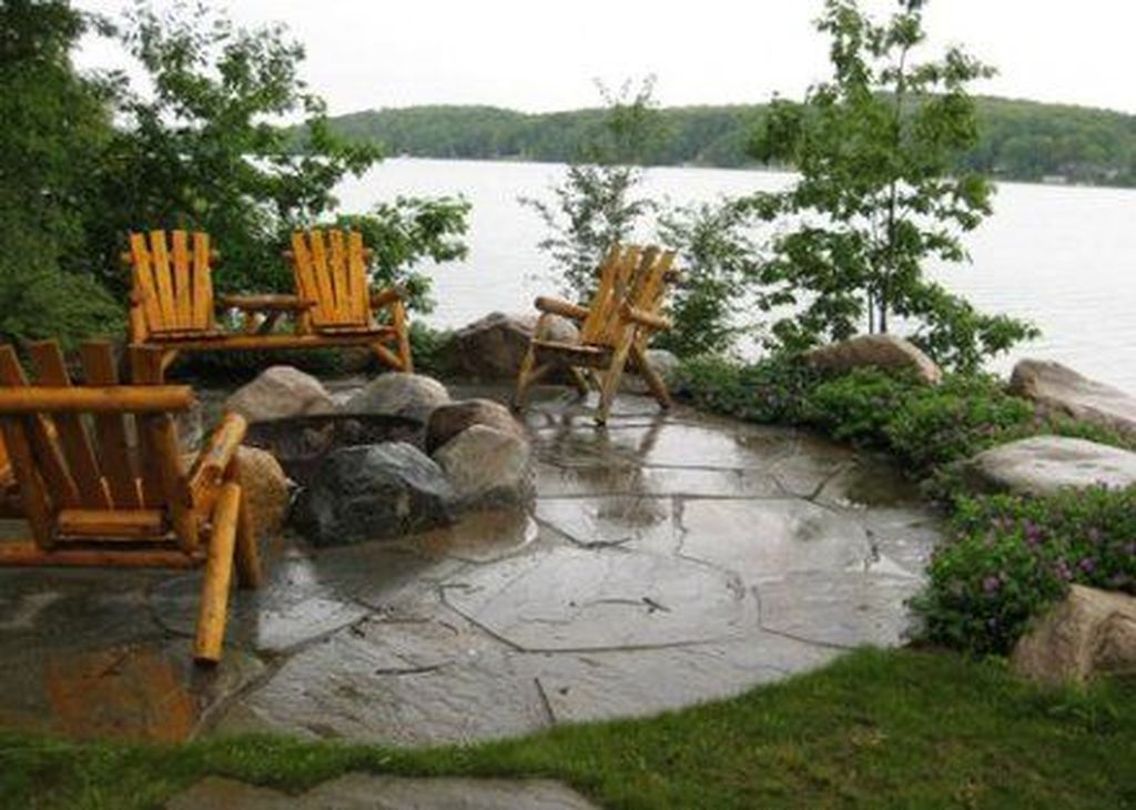 The Best Front Yard Landscaping Ideas Sitting Area 14